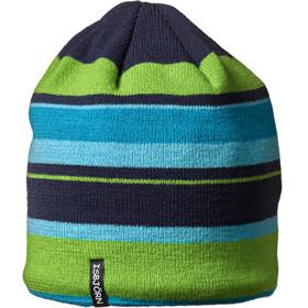 Isbjörn Hawk Headwear Children green/blue